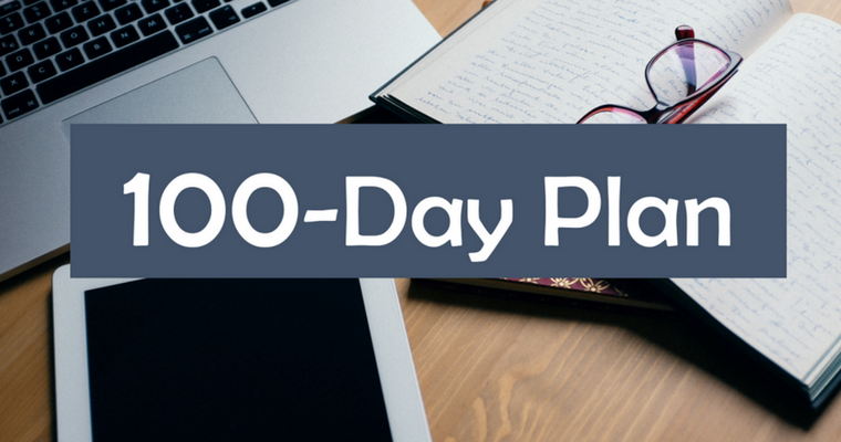 100 Day Plan for a new job